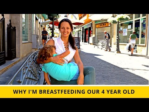 Video Why I'm Breastfeeding Our 4-Year Old - And In Public Too! download in MP3, 3GP, MP4, WEBM, AVI, FLV January 2017