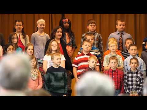A song from the 2015 IC School Christmas Concert