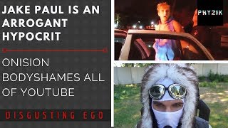 Welcome to my latest video. Today we look back what's been happening on YouTube in the last week. I will be discussing Jake...