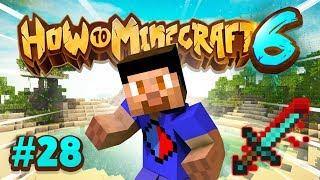 MY ASSASSINATION SHOP! - How To Minecraft #28 (Season 6)