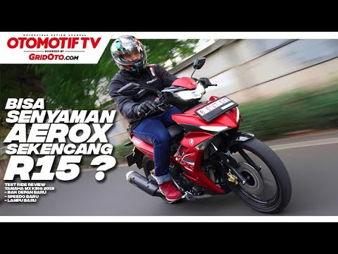 Yamaha MX King 2019, Merasakan Efek Facelift-nya L Test Ride Review L GridOto