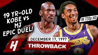 Video The Game Kobe Bryant SHOWED OFF vs Michael Jordan, EPIC Duel Highlights 1997.12.17 - MJ is IMPRESSED MP3, 3GP, MP4, WEBM, AVI, FLV Desember 2018