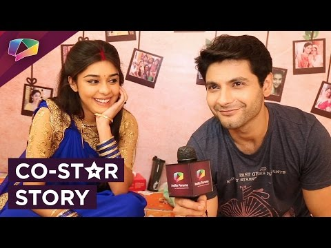 Video Eisha Singh and Mishal Raheja,The Co-Star Story! download in MP3, 3GP, MP4, WEBM, AVI, FLV January 2017