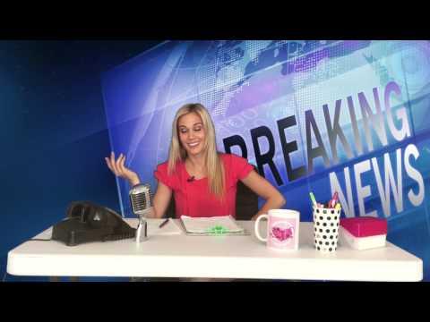 Fake News Reporter Paula Priesse - Political Satire