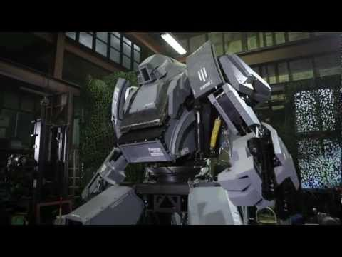 0 The Coolest Robot Ever Made   KURATAS