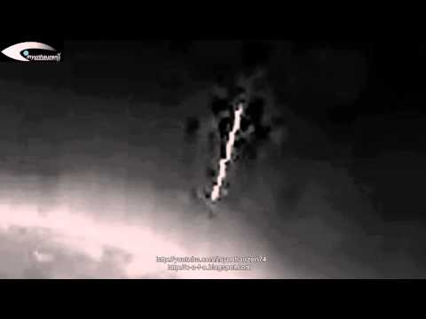 Breaking News! Giant alien ship – UFO Rods orbiting the Sun – May 11, 2014