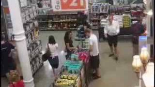 Slo-Mo Home Depot