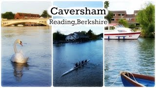 Caversham United Kingdom  city photos : CAVERSHAM, READING (iPHONE 6s 4K)