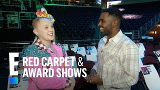 JoJo Siwa & North West Are Making a YouTube Video! | E! Red Carpet & Award Shows