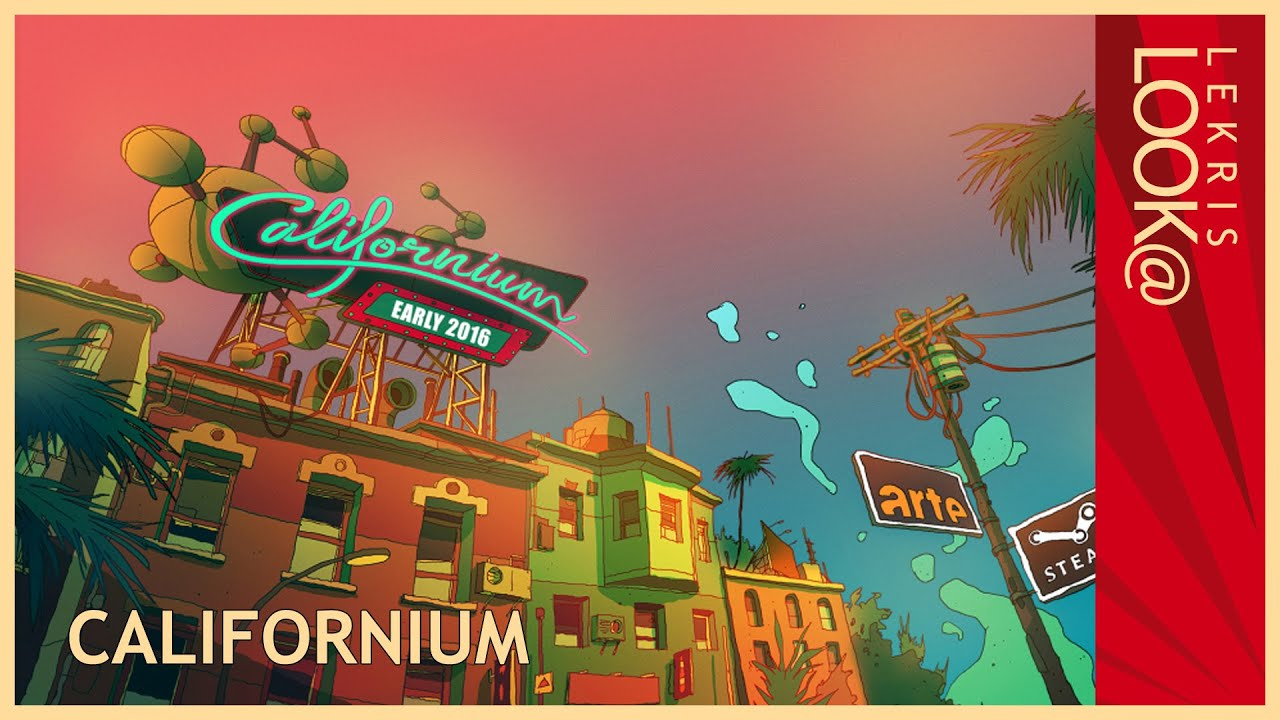Californium - MEGA KRASSER DROGENTRIP - TOTAL WEIRD - Have a Look @ Californium | HD
