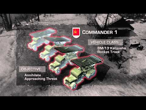 Company of Heroes 2 Gets Full Multiplayer Trailer