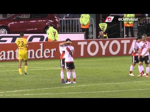 Gol de Alario - River 4 - Trujillanos 3