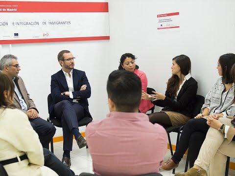 """Maroto asegura que en materia de inmigración """"el mensaje es muy claro: trabajo e integración"""""""