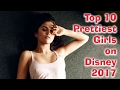 Top 10 Prettiest Disney Girls | Top 10 Everything