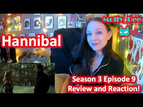 Hannibal Season 3 Episode 9 Edited Review and Reaction