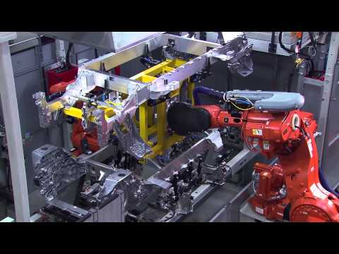 process - via http://www.BIMMERPOST.com Watch the entire production process for the BMW i3 electric car, from soup to nuts, at the BMW Leipzig plant. This is clip 1 of...