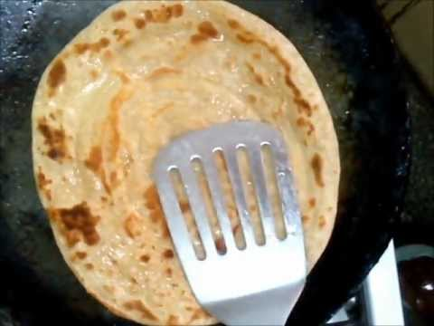 SUPER SOFT LAYERED CHAPATIS