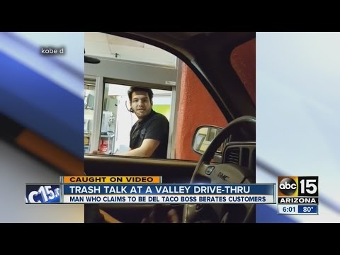 HAHA... Cocky Drive-Through