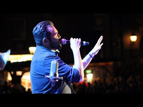 Laith Al-Deen & hr-Bigband: Open-Air-Konzert am Römer/ ...