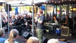 """Ed Sheeran - """"Wayfaring Stranger"""" & Loop Pedal Demo!! @ Maynard's 6/14/12"""