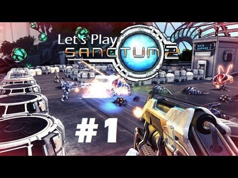 Sanctum 2: Part 1 - FPS Tower Defense!