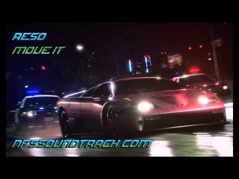 Reso - Move It (Edit) (Need For Speed 2015 Soundtrack)