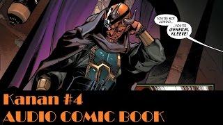 Star Wars: Kanan Book 1 Part 4 - The Last Padawan *AUDIO COMIC BOOK*