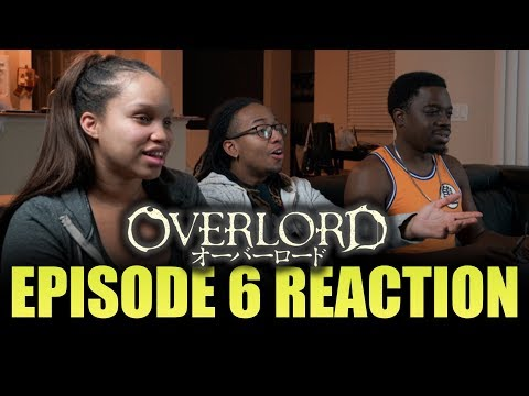 Softcore Albedo!?   Overlord Ep 6 Reaction