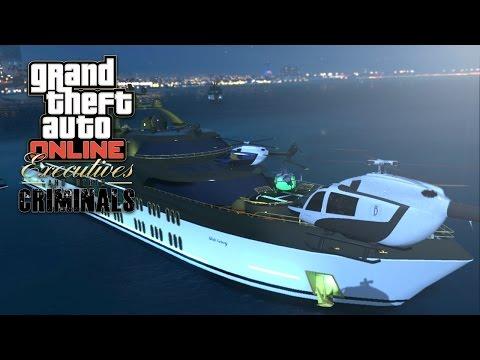 GTA Online - Яхта мечты