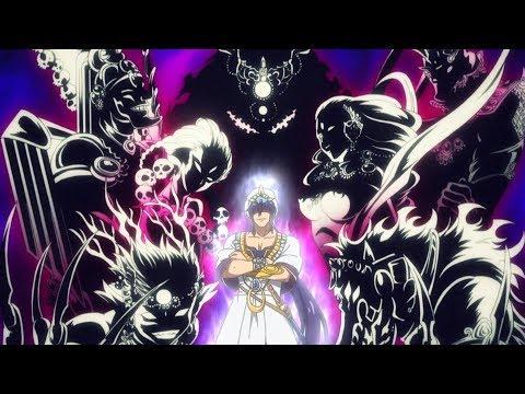 Magi: Sinbad All 7 Djinn Equip! [1080p HD]