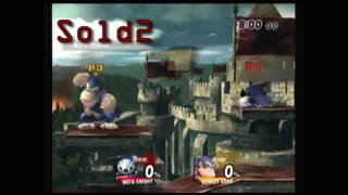 Brawl DK was a thing of beauty