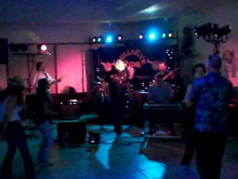 Randy Scott & Bullseye Ride - The Shake