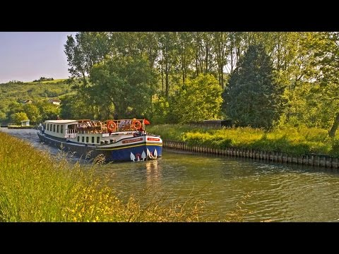 Burgundy France Tour by Hotel Barge on the Canal de Bourgogne | European Waterways
