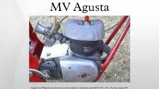 9. MV Agusta
