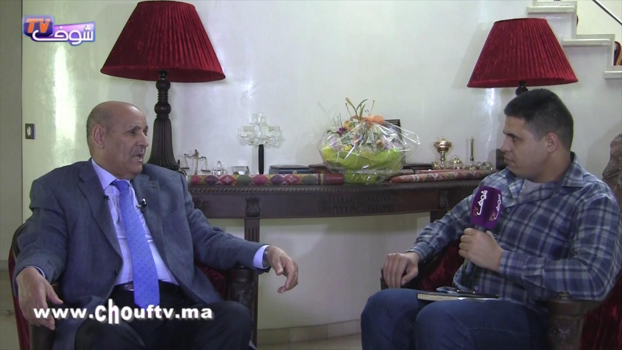 حمدي ولد الرشيد في حوار حصري على شوف تيفي: ها علاش الأزمة في حزب الاستقلال   ضيف خاص