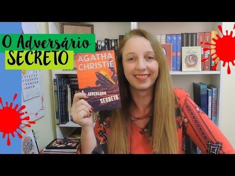O Adversário Secreto (Agatha Christie) | Portão Literário