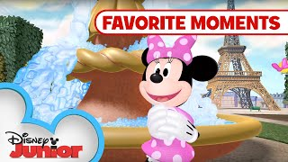 Video Bow-Toons Compilation! Part 5 | Minnie's Bow-Toons | Disney Junior MP3, 3GP, MP4, WEBM, AVI, FLV Juli 2019