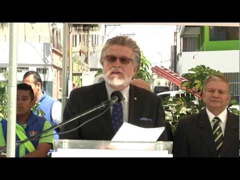 Acto Cívico en honor a la República del Perú