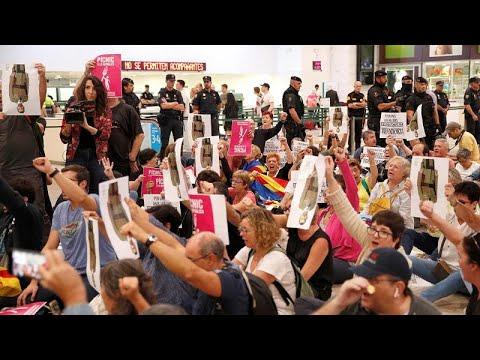 Βαρκελώνη: Ένταση εν αναμονή της απόφασης για τους «12»