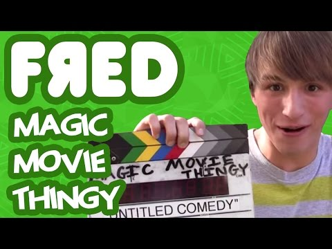Fred's Magic Movie Thingy
