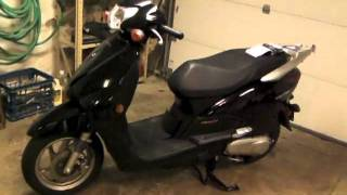 6. Honda Elite 110 - 600 Mile Service & Valve Adjustment Part 1
