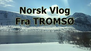 I went to Tromsø celebrate my Great Grandmothers birthday, and vlogged about it. See more pitures here: http://norwegianteacher.no/norsk-vlog-til-tromsoe.6004658.htmlHey all Norwegian learners!The language I'm teaching is not Bokmål nor Nynorsk. It's an Oslo-dialect and I don't think you will have much problem with bokmål after this. :) And everyone will understand this.I am Norwegian, from Norway. Born and raised. I live in Oslo, with my husband and two sons.--------------------------------------Stalk me anywhere: Facebook:  https://www.facebook.com/NorwegianTeacherInstagram: http://instagram.com/youtube_karinNorwegian Channel: http://www.youtube.com/karinwinnem7Website: http://www.norwegianteacher.noSend med packages and fanmail: Norwegian Teacher Karin Nordic ScreensGjerdrums vei 10DNydalen 0484 OSLONorway