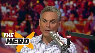 Blazin' 5: Colin's picks for NFL Week 3 by Colin Cowherd