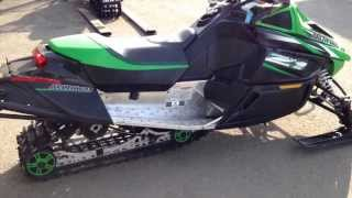 6. 2009 arctic cat z1