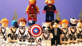 Video LEGO Avengers Endgame in 5 Minutes MP3, 3GP, MP4, WEBM, AVI, FLV Mei 2019