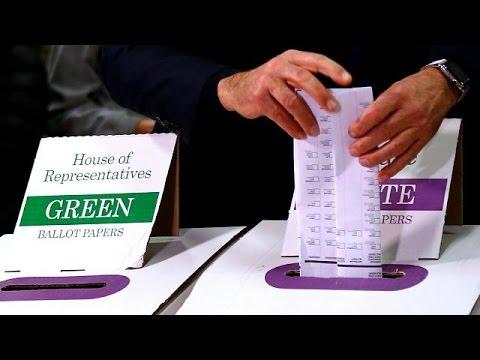Για τη νέα κυβέρνηση της χώρας ψηφίζουν οι Αυστραλοί