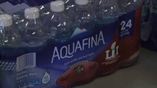 Boys and Girls Club Collects Water for Worthy Cause