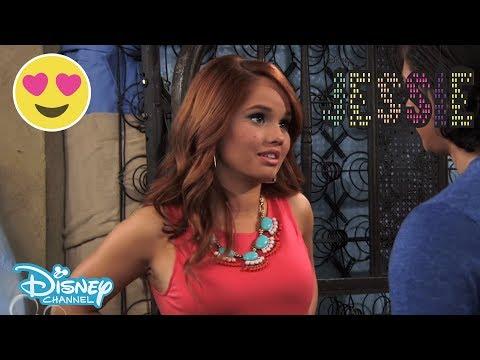 Jessie | Break Up And Shape Up 😱 | Disney Channel UK