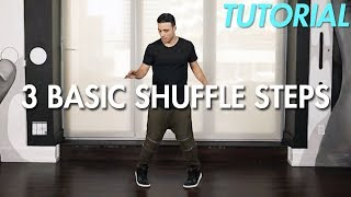 Video How to do 3 Basic Shuffle Steps (Shuffle Dance Moves Tutorial) | Mihran Kirakosian MP3, 3GP, MP4, WEBM, AVI, FLV Juli 2019