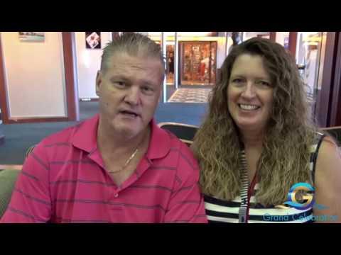 Ken and Karen Grand Celebration Cruise Testimonial